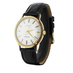 Gents Gold Eterna Wristwatch By Garrard