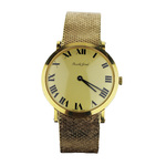 1967 Bueche-Girod Gents Gold Tone Mechanical Watch