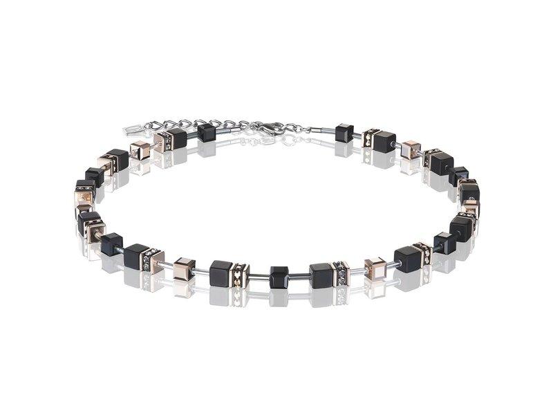 Product standard 4018 10 1300   coeur de lion   black  necklaces   stainless steel   4250409697745