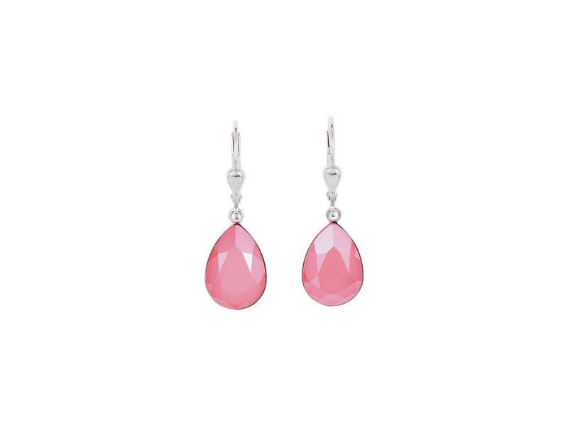 Product standard 4944 20 0323 peach drop earrings coeur de lion