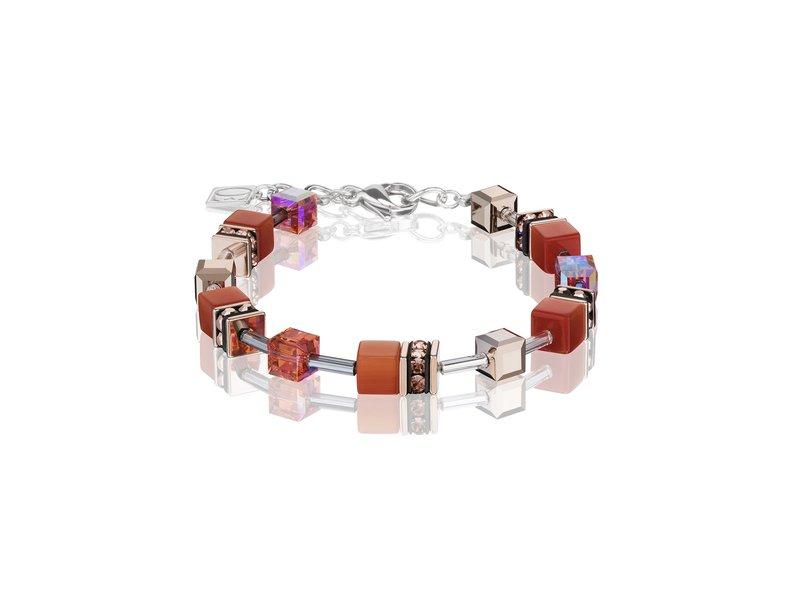 Product standard 4016 30 0221   coeur de lion   dark  orange  bracelets   stainless steel   4250409694409
