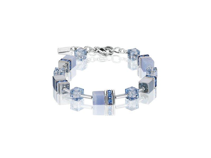 Product standard 4017 30 0720   coeur de lion   light  blue  bracelets   stainless steel   4250409694522