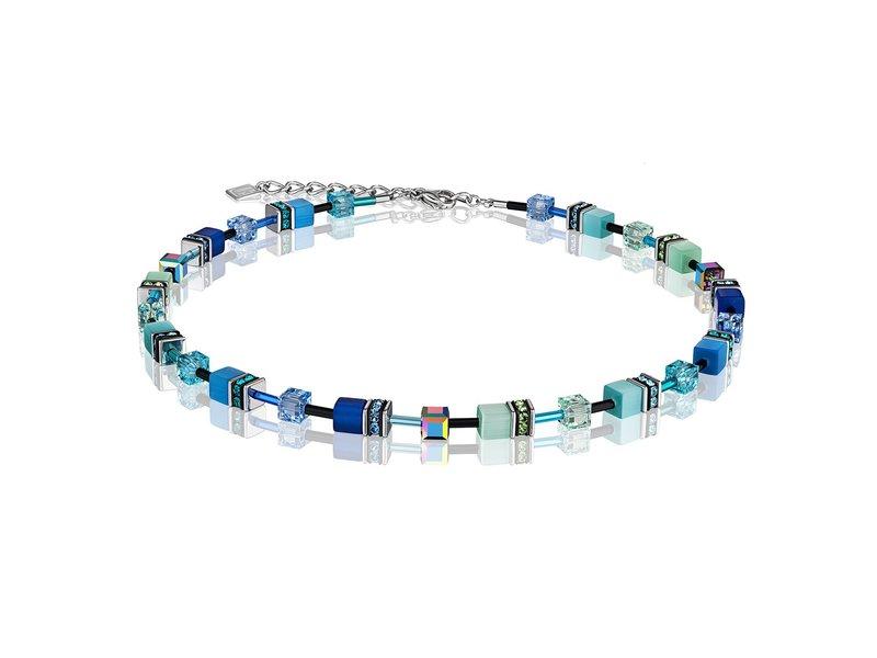 Product standard 2838 10 0705   coeur de lion   multicolour blue green  necklaces   stainless steel   4250409671141