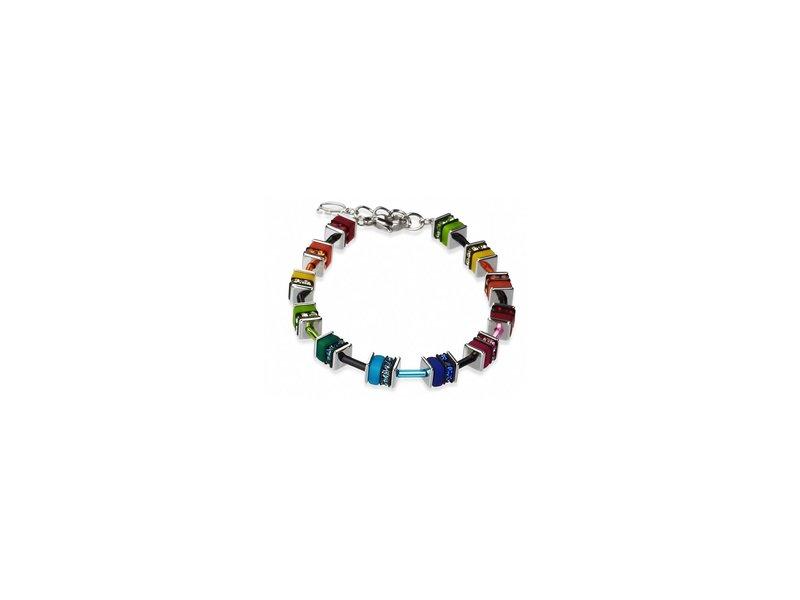 Product standard 4409 30 1500   coeur de lion   multicolour  bracelets   stainless steel   4250409654663