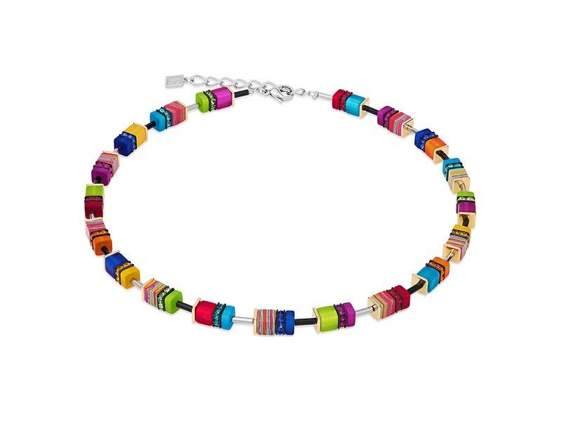Product standard 4746 10 1500   coeur de lion   multicolour  necklaces   stainless steel   4250409674333